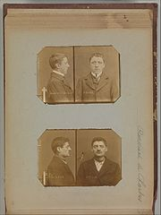 Album of Paris Crime Scenes - Attributed to Alphonse Bertillon. DP263680.jpg
