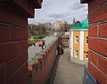 Alexandrovsky Garden - Upper Garden, view from Troitsky bridge (2015) by shakko 03.jpg