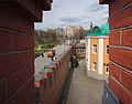 Alexandrovsky Garden - Upper Garden, view from Troitsky bridge (2015) by shakko 03.jpg