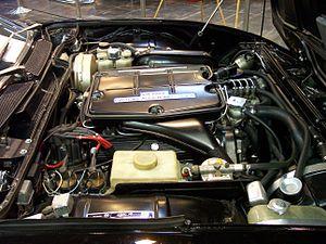 Alfa Romeo Montreal - Montreal engine