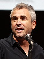 Photo of Alfonso Cuarón in 2013