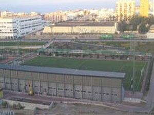 Universidad de Las Palmas CF - Estadio Alfonso Silva