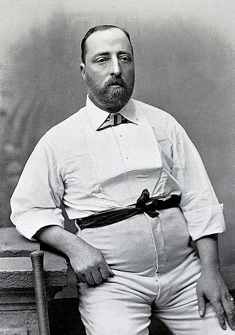 Alfred Shaw - Image: Alfred Shaw c 1895