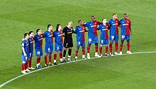 ensemble de foot FC Barcelona ÉQUIPE