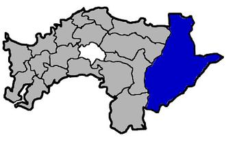 Alishan, Chiayi - Alishan Township in Chiayi County