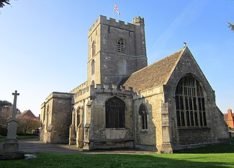 Westbury, Wiltshire - All Saints' Church