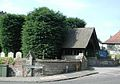 All Saints, Brenchley, Kent - Lychgate - geograph.org.uk - 323899.jpg