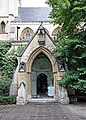 All Saints and St Columb, Notting Hill, London W11 - Porch - geograph.org.uk - 885855.jpg