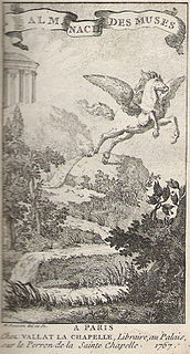 <i>Almanach des Muses</i>