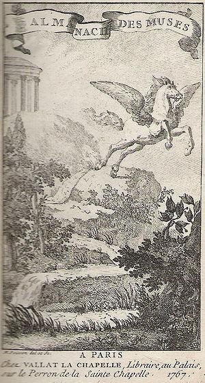 Almanach des Muses 1767