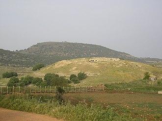 Yodfat - Site of ancient Yodfat.