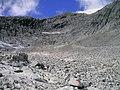 Alpspitze, Kar unterhalb des Ostgrats - panoramio.jpg