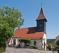 Alte evangelische Kirche Heumaden side 2011 01.jpg