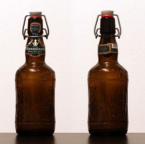 Altenmünster - Altenmünster Brauer Bier Hopfig Herb - A beer brewed at the Altenmünster Brewery