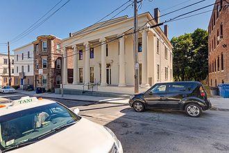 Boston Landmark - Image: Alvah Kittredge House