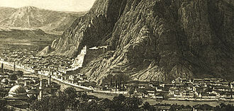 Amasya - Amasya during the Ottoman Empire