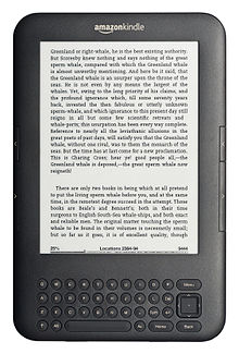 Amazon Kindle - Wikipedia