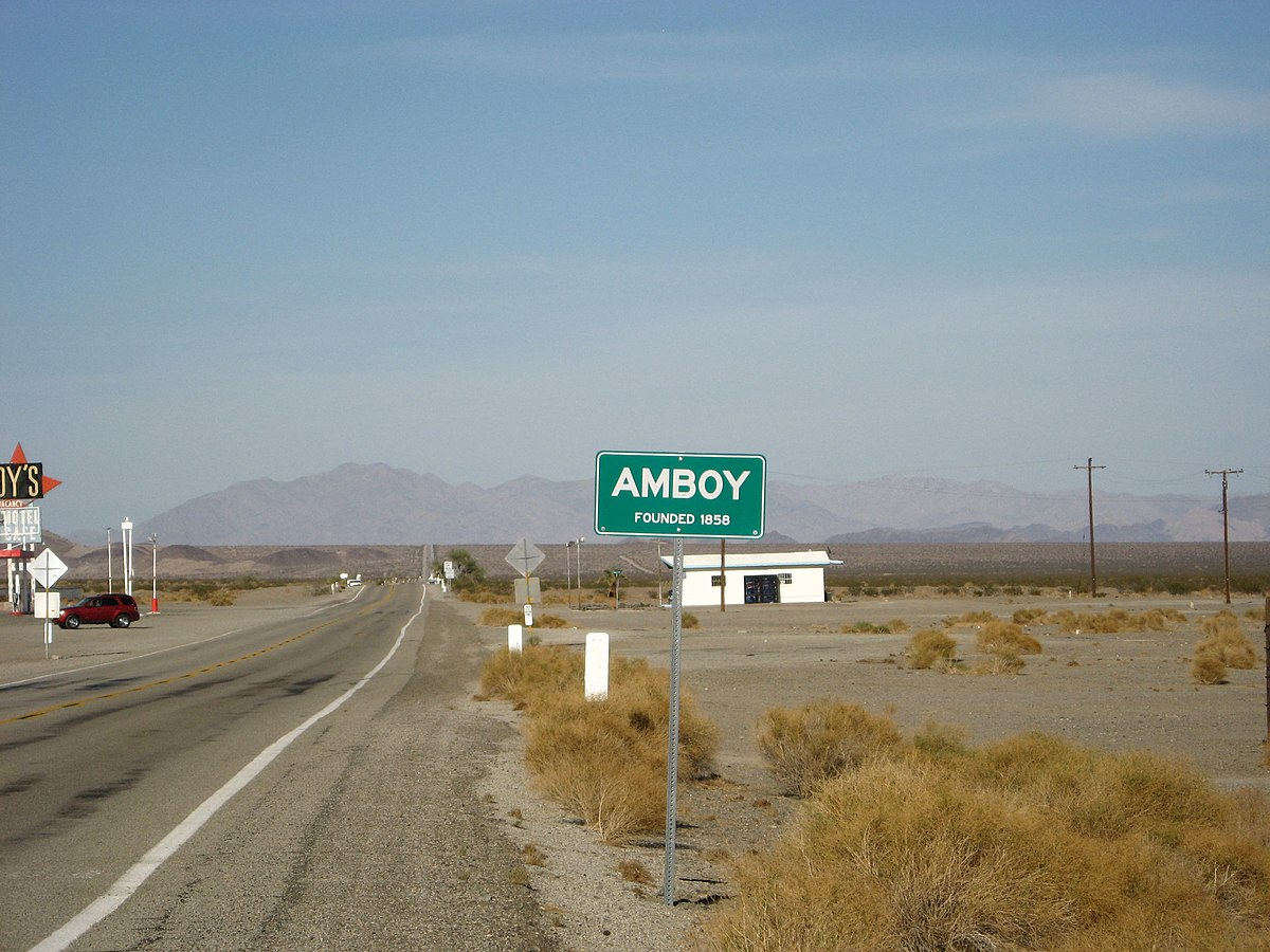 Amboy, California - Wikipedia