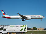 American Airlines Boeing 777-323ER (N732AN) at Miami International Airport.jpg