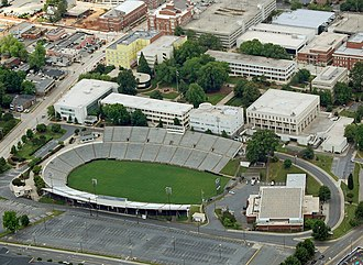 American Legion Memorial Stadium - Image: American Legion Memorial Stadium