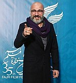 Amir Aghaei at the Day 4 of 35th Fajr International Film Festival-11.jpg
