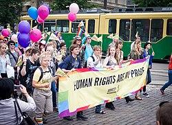 lesbot ja homot seksiä