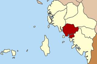Tha Phae District District in Satun, Thailand