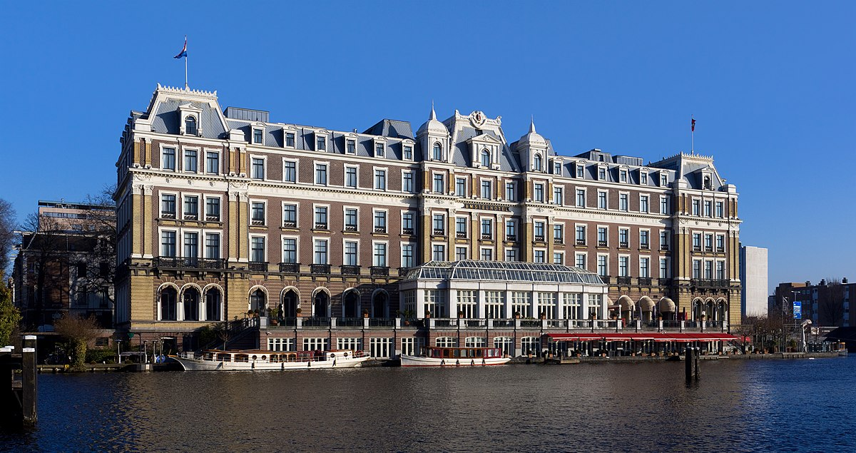 Intercontinental amstel amsterdam wikipedia for Amsterdam hotel