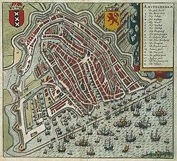 Uitleg Van Amsterdam In De 17e Eeuw Wikipedia