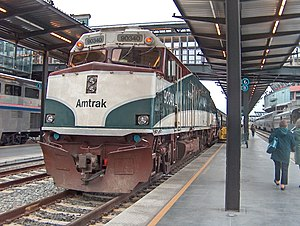 (source: HP camera photo self-taken) Amtrak Ca...