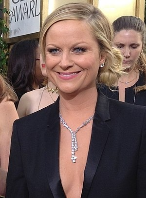 Amy Poehler - Poehler at the 70th Golden Globe Awards on January 13, 2013