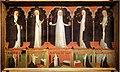 Andrea di bartolo, caterina da siena tra quattro beate domenicane e scene delle rispettive vite, 1394-98 ca. (ve, accademia) 01.jpg