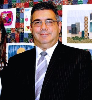 Greek Australians - Andrew Demetriou, chief executive Australian Football League