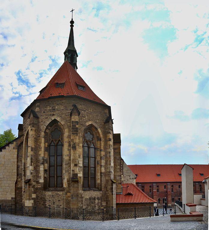 תוצאת תמונה עבור Convent of St. Agnes of Bohemia