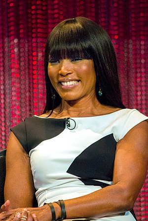 American Horror Story: Freak Show - Image: Angela Bassett at Paley Fest 2014 13491748704