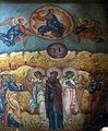 Angels and Jesus Christ (Dormition Church at Kondopoga).jpg