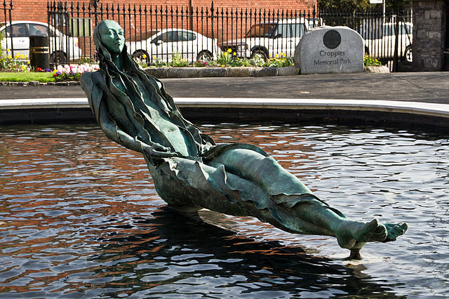 Anna Livia Monument