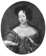 Anna Sofia, 1647-1717, prinsessa av Danmark, kurfurstinna Av Sachsen