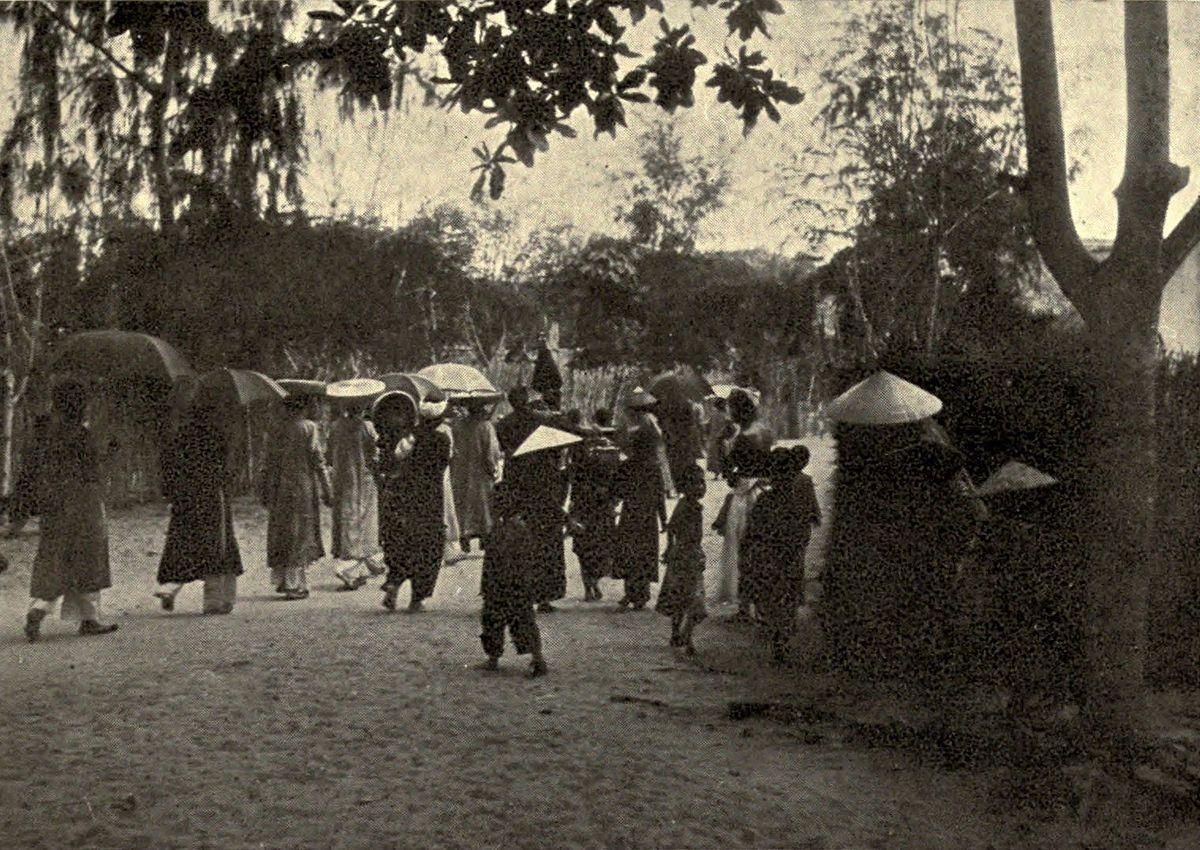 Traditional Vietnamese Wedding Wikipedia