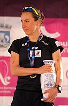 Anne Haug Triathlon Quarteira 2011