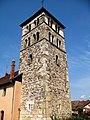 Annecy-le-vieux Clocher de l'église.jpg