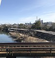 Anogawa River from train of Kintetsu Nagoya Line 2.jpg