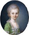 Anonymous Miniaturist - Miniature of Princess Maria Antonia of Bourbon-Parma ONB.png