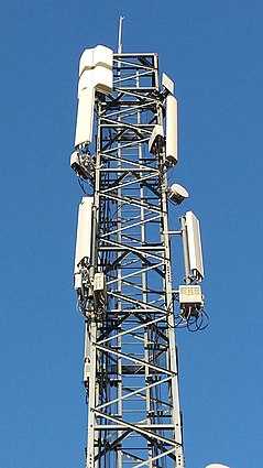 Telefonía móvil 4G - Wikipedia, la enciclopedia libre