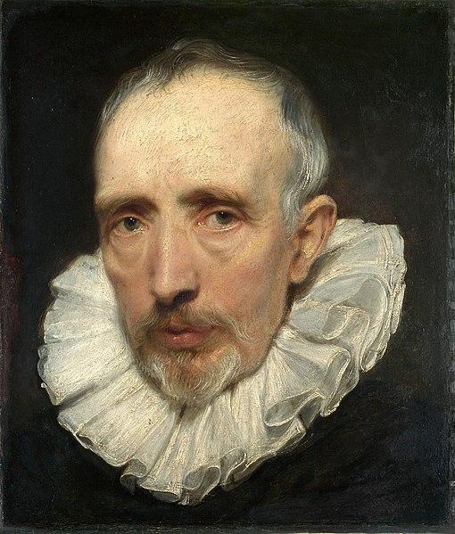 Anthonis van Dyck - Cornelis van der Geest