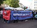 Anti-German communist protesters in Frankfurt in 2006.jpg