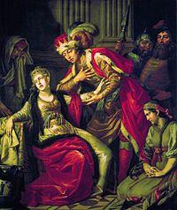 Vladimir and Rogneda (1770).