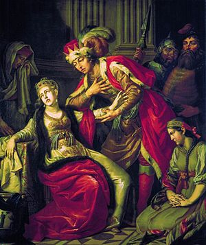 Vladimir the Great - Vladimir and Rogneda (1770)