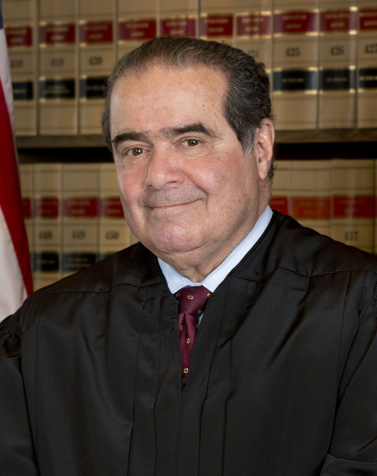 Antonin Scalia - Simple English Wikipedia, the free encyclopedia