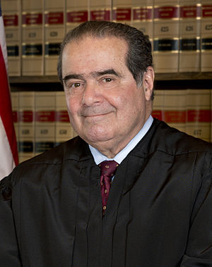 Antonin Scalia - Image: Antonin Scalia Official SCOTUS Portrait crop